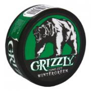 Grizzly Long Cut Wintergreen Chewing Tobacco