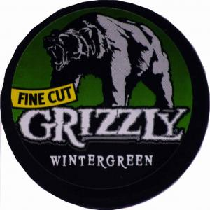 Grizzly Fine Cut Wintergreen Chewing Tobacco