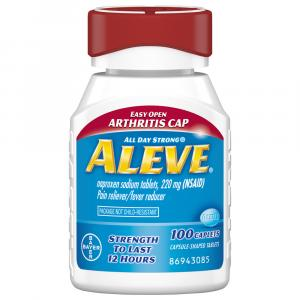 Aleve Easy Open Arthritis Tablets