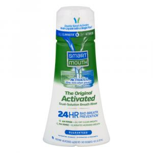 SmartMouth Original Activated Dual-Solution Breath Rinse