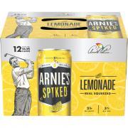 Arnie's Spiked Lemonade