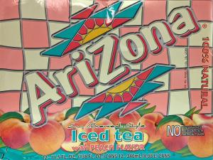 Arizona Peach Tea