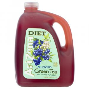 Arizona No Carb Blueberry Green Tea