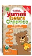 Hero Nutritional Yummi Bears Vegetarian Calicum Vitamin C