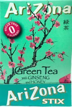 Arizona Green Tea Mix with Ginseng