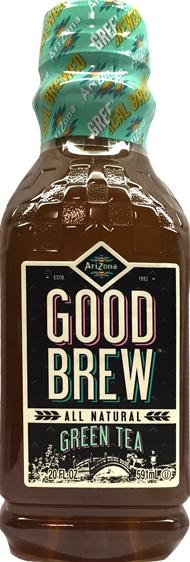 Arizona Good Brew Green Tea