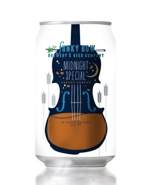 6-Pack Funky Bow Midnight Special Coffee Porter