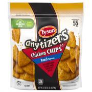 Tyson Ranch Chicken Chips