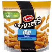 Tyson Any'tizers Homestyle Chicken Fries