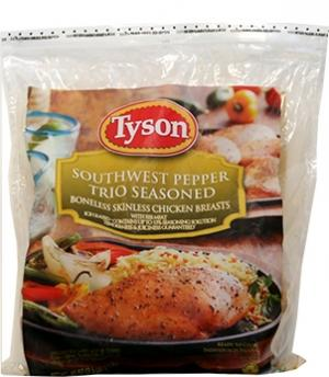 Tyson Southwest Peppercorn Trio