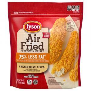 Tyson Air Fried Chicken Breast Strips