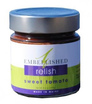 Embellished Relish Sweet Tomato