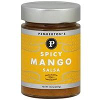 Pemberton's Spicy Mango Salsa