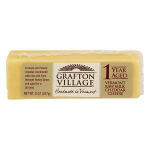 Grafton 1-Year Sharp Cheddar Cheese Bar