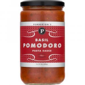 Pemberton's Basil Pomodoro Pasta Sauce