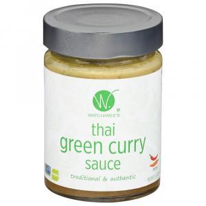 Watcharee's Thai Green Curry Sauce