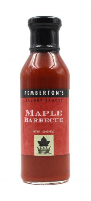 Pemberton's Savory Sauces Maple Barbecue