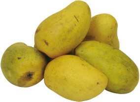 Organic Yellow Mango