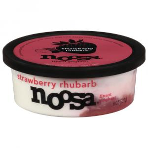 Noosa Strawberry Rhubarb Yoghurt