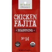 Riega Organic Chicken Fajita Seasoning No.14