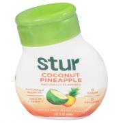 Stur Coconut Water and Pineapple