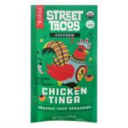 Riega Street Tacos Chicken Tinga Organic Taco Seasoning