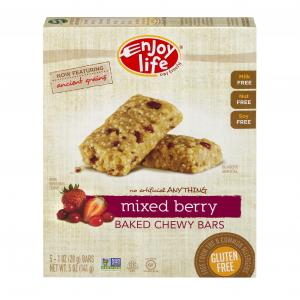 Enjoy Life Very Berry Snack Bars