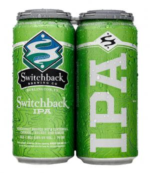 Switchback Brewing Co. IPA