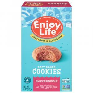 Enjoy Life Snickerdoodle Cookies