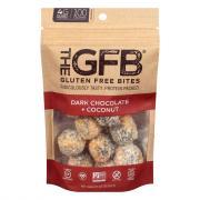 The Gluten Free Bites Dark Chocolate Cocconut