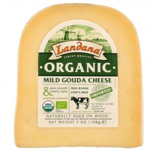 Landana Organic Gouda Wedge