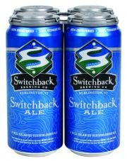 Switchback Brewing Ale