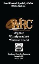 Woodshed Roasting Company Organic Winnipesaukee Weekend