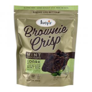 Lucy's Brownie Crisp Mint Chocolate