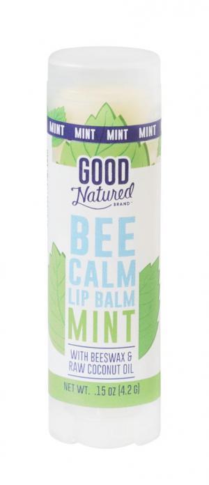 Good Natured Bee Calm Lip Balm Mint