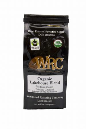 Woodshed Roasting Company Lakehouse Blend Coffee