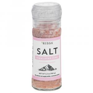 Riega Himalayan Pink Salt Grinder