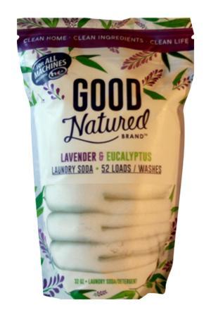 Good Natured Lavender & Eucalyptus Laundry Soda
