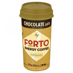 Forto Organic Latte Chocolate