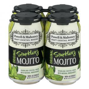 Powell & Mahoney Sparkling Mojito Mixer