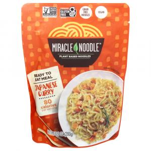Miracle Noodle Kitchen Japense Curry Noodles Ready To Eat