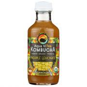 Aqua Vitea Organic Kombucha Pineapple Lemonade