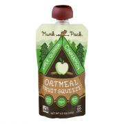 Munk Pack Apple Cinnamon Quinoa Oatmeal Fruit Squeeze