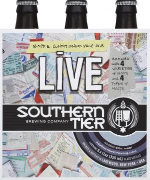 Southern Tier Live Pale Ale