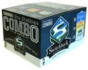 Switchback Brewing Co. Combo Case Box