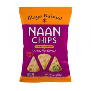 Maya Kaimal Almost Everything Naan Chips