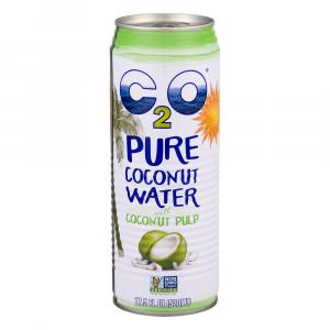C2o Pure Coconut Water With Pulp