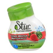 Stur Strawberry Watermelon Liquid Water Enhancer