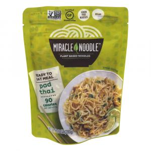 Miracle Noodle Kitchen Pad Thai Ready To Eat Meal
