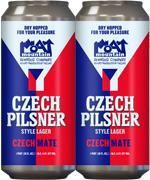 Moat Mountain Czech Pilsner